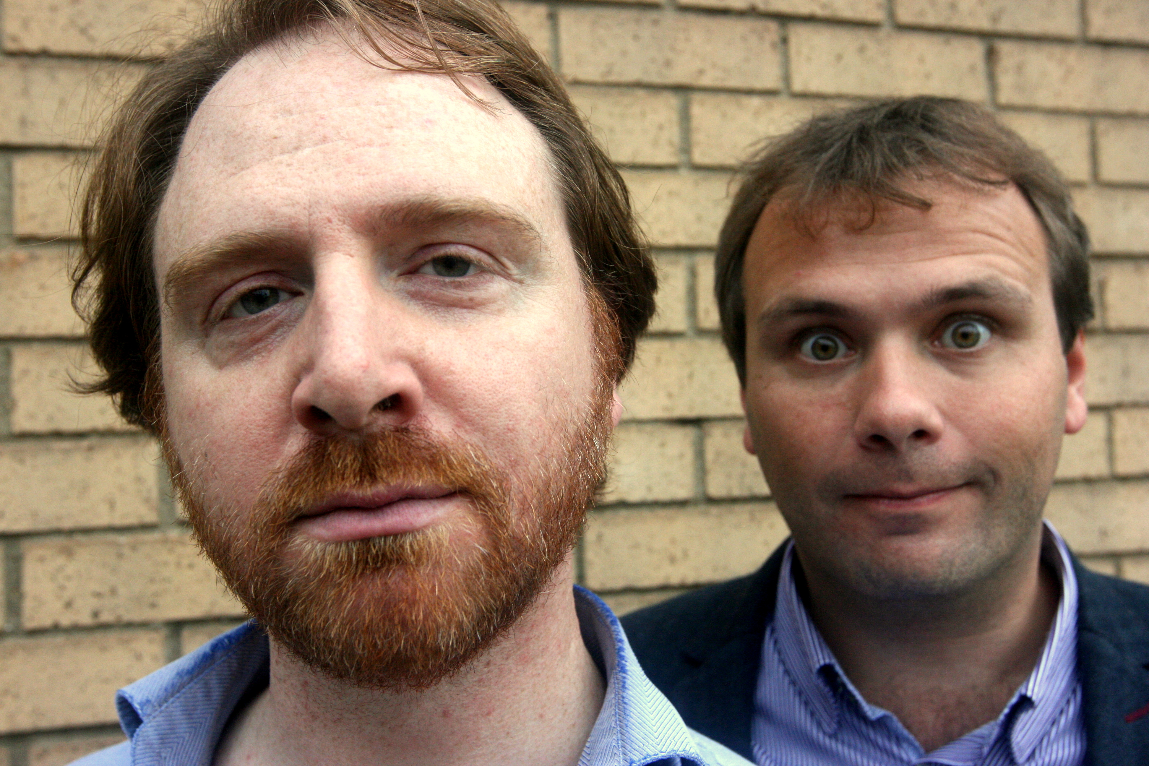 John Finnemore's Double Acts - The Goliath Window