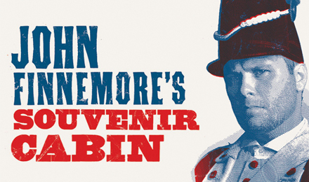 John Finnemore's Souvenir Cabin